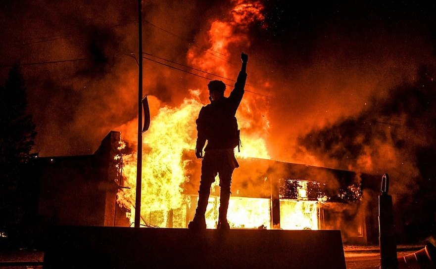 Proteste majore în SUA, 30 mai 2020