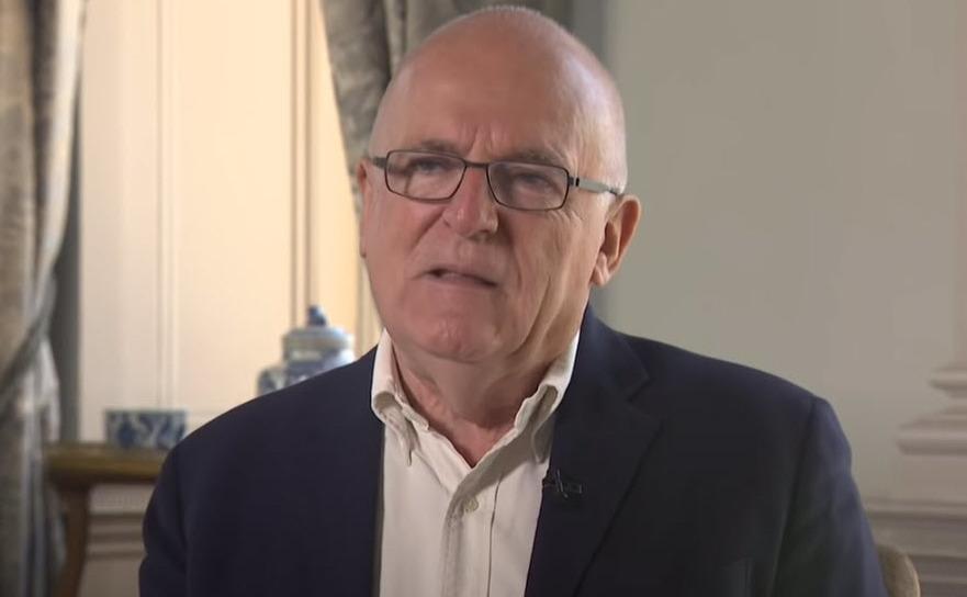 Sir Richard Dearlove, fost şef la MI6