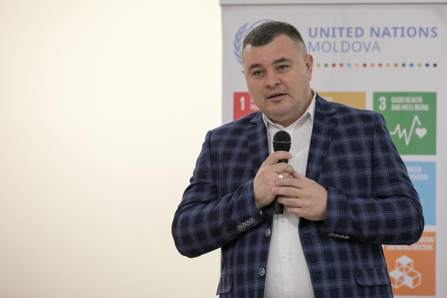 Grigore Novac, deputat PSRM în Parlamentul R. Moldova