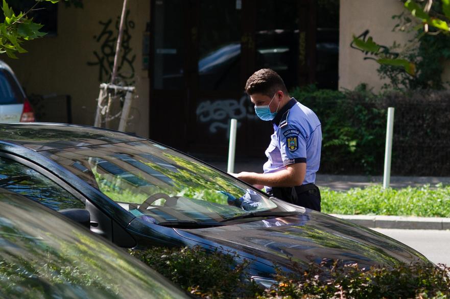 Politia in timpul crizei coronavirus, starea de alerta