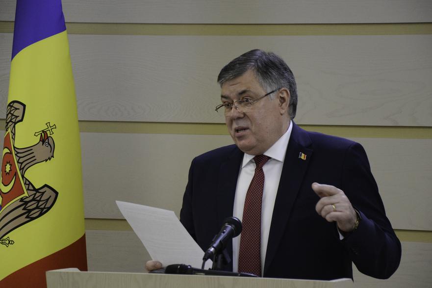 Iurie Reniţă, deputat al Platformei DA în Parlamentul R. Moldova