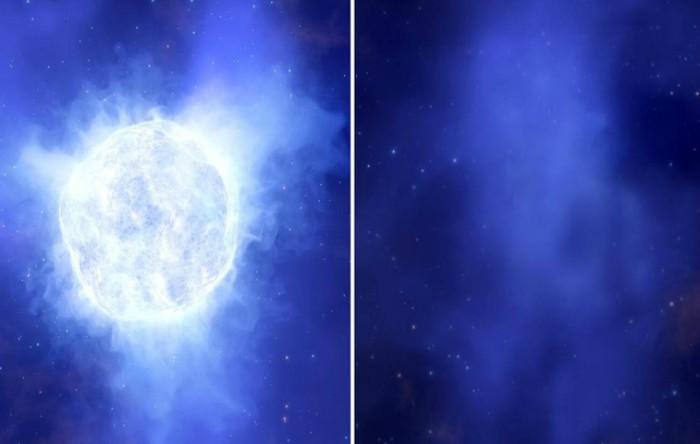 Steaua albastră