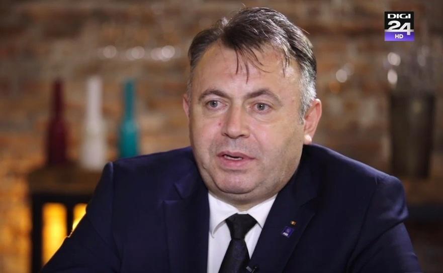 Nelu Tătaru, Ministrul Sănătăţii