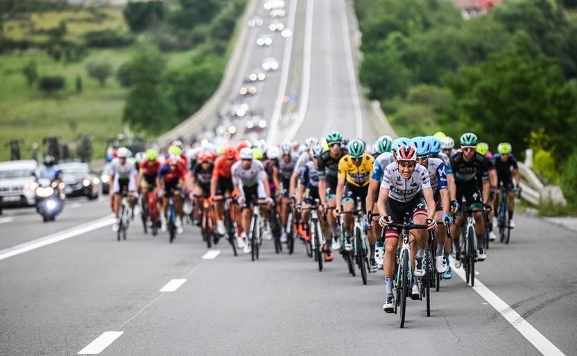 Gregor Muehlberger a câştigat ediţia a 10-a a Turului Sibiului la ciclism.