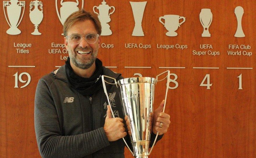 Antrenorul lui Liverpool, germanul Juergen Klopp.