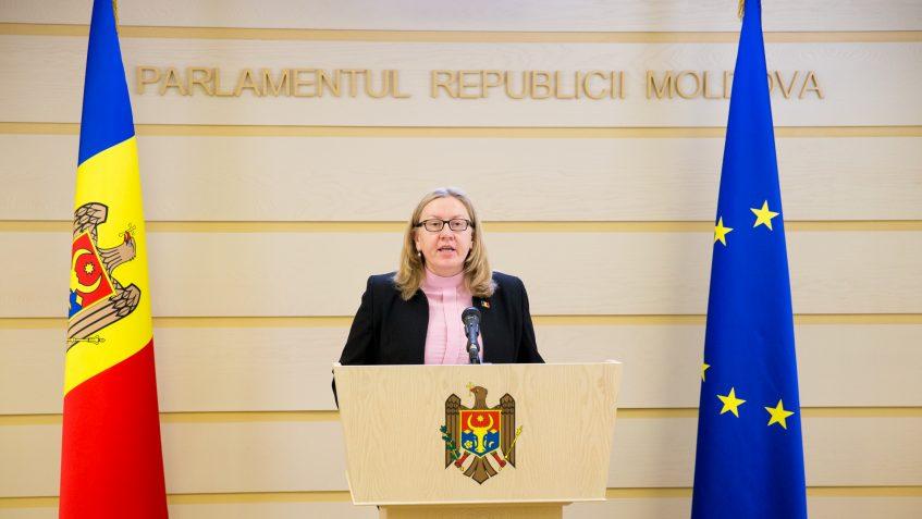 Galina Sajin, deputat PAS