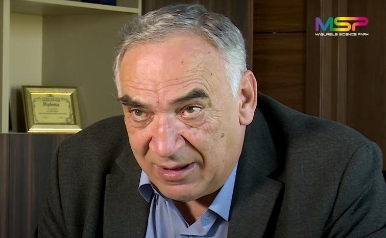 Nicolae Zamfir, fost directorul Institutului de Fizică Nucleară