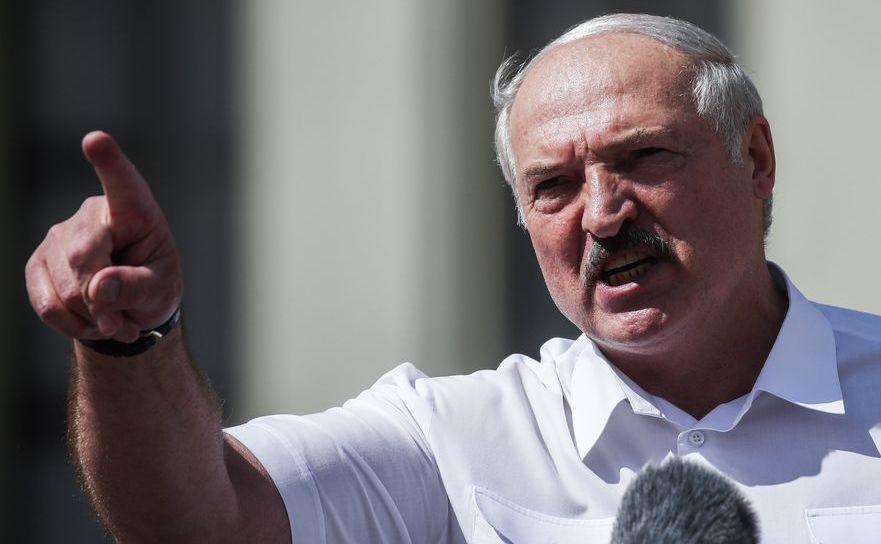 """""""Uiltimul dictator al Europei, fostul director de colhoz, Alexander Lukaşenko"""""""