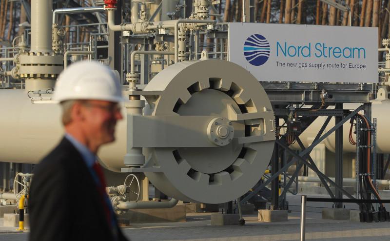 Instalaţii aparţinând proiectului Nord Stream 2