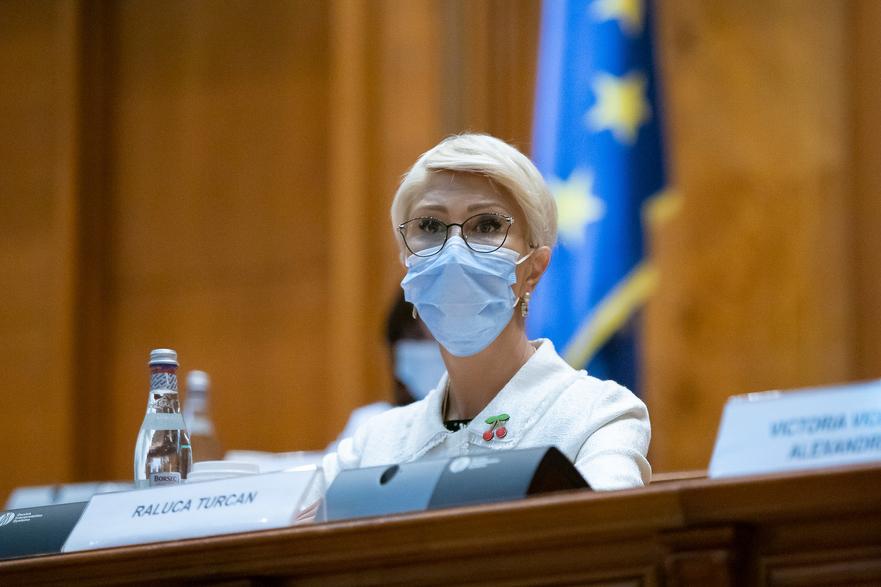 Raluca Turcan - gov.ro