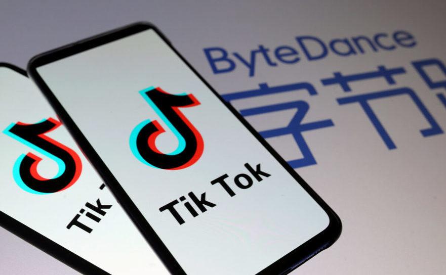 Logo-ul companiei TikTok