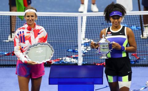 Japoneza Naomi Osaka a câştigat turneul US Open după o finală cu belarusa Victoria Azarenka.