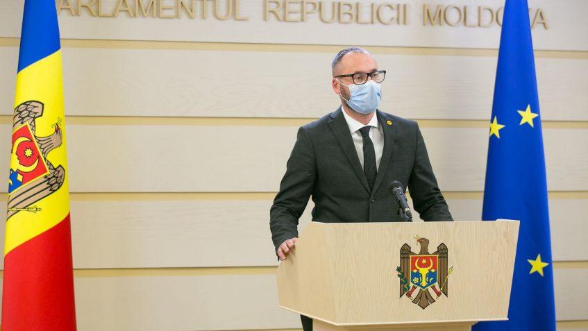 Sergiu Litvinenco, deputat PAS