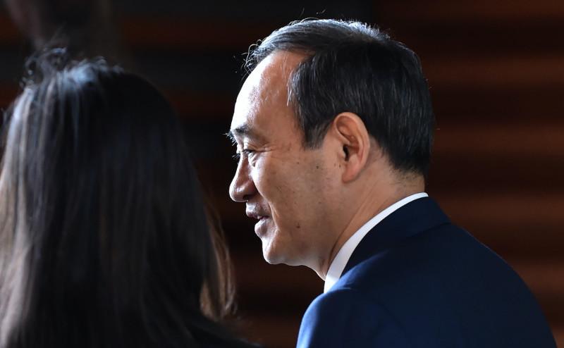 Yoshihide Suga, noul premier al Japoniei