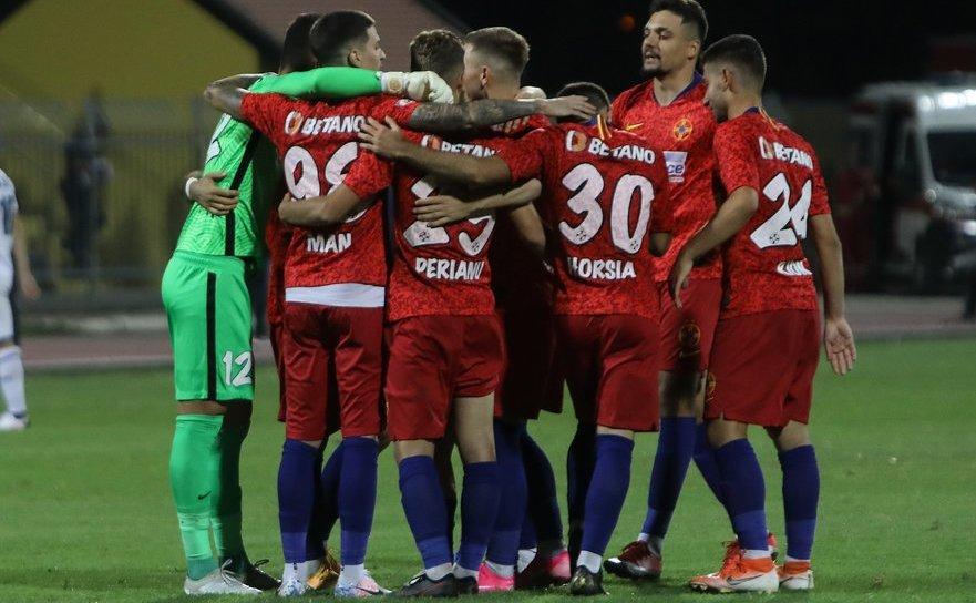 FCSB învinge pe FK TSC Backa Topola după   loviturile de departajare cu 5-4, joi seara, în Europa League.