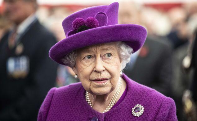 Regina Elizabeta a doua a Marii Britanii