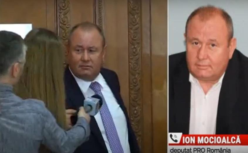 Deputatul PRO România, Ion Mocioalcă