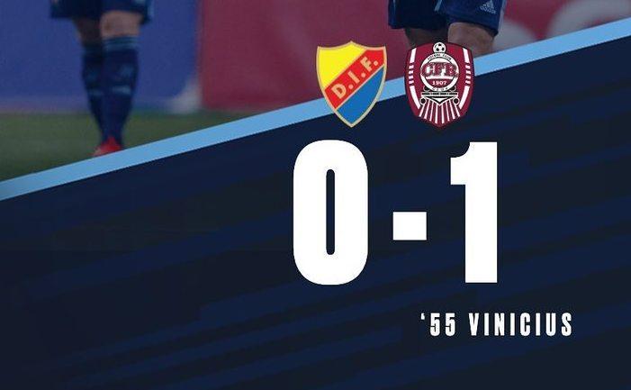 Djurgarden - CFR Cluj 0-0, ACUM, la Digi Sport 1. Meci ...  |Djurgården-cfr Cluj