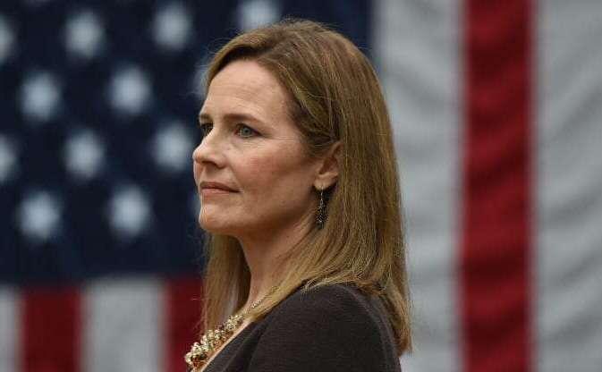 Amy Coney Barrett, noul judecător al Curtţii Supreme numit de Donald Trump
