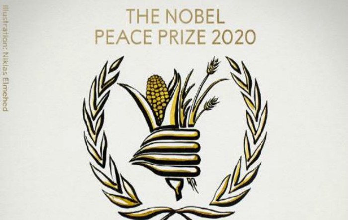 Premiul Nobel pentru Pace 2020