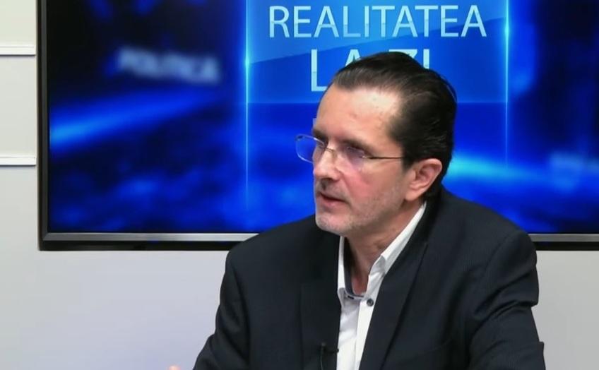 Vasile Bănescu, purtătorul de cuvânt al Patriarhiei Române