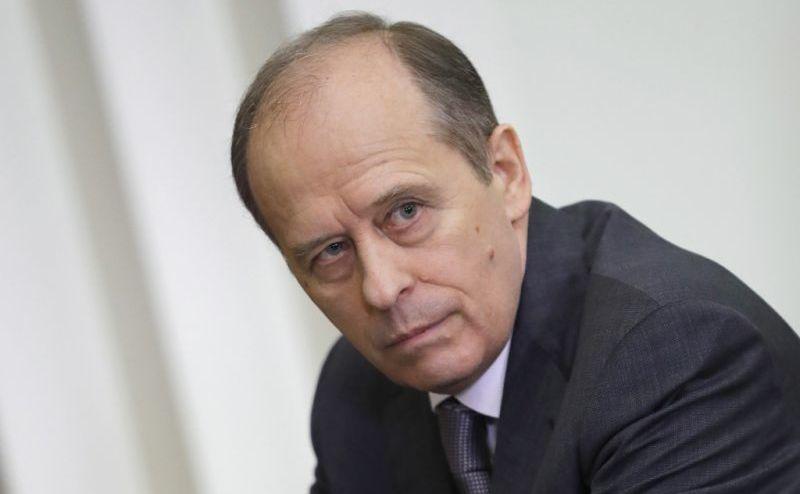 Alexander Bortnikov, directorul agenţiei FSB