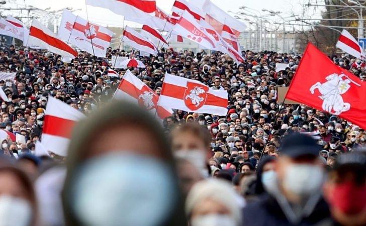 Noi proteste împotriva regimului Lukaşenko în Bielorusia