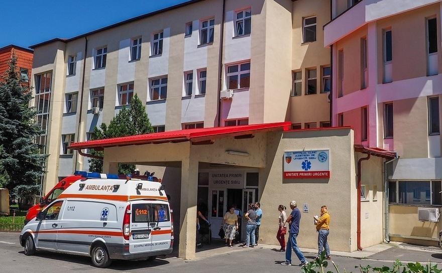 Spitalul Clinic Judeţean de Urgenţă Sibiu