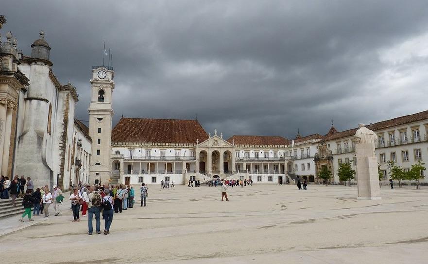 Universitatea Coimbra, Portugalia