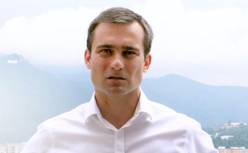 Allen Coliban, primarul oraşului Braşov