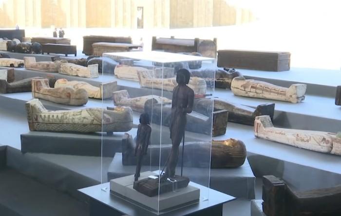Sarcofage, Egipt