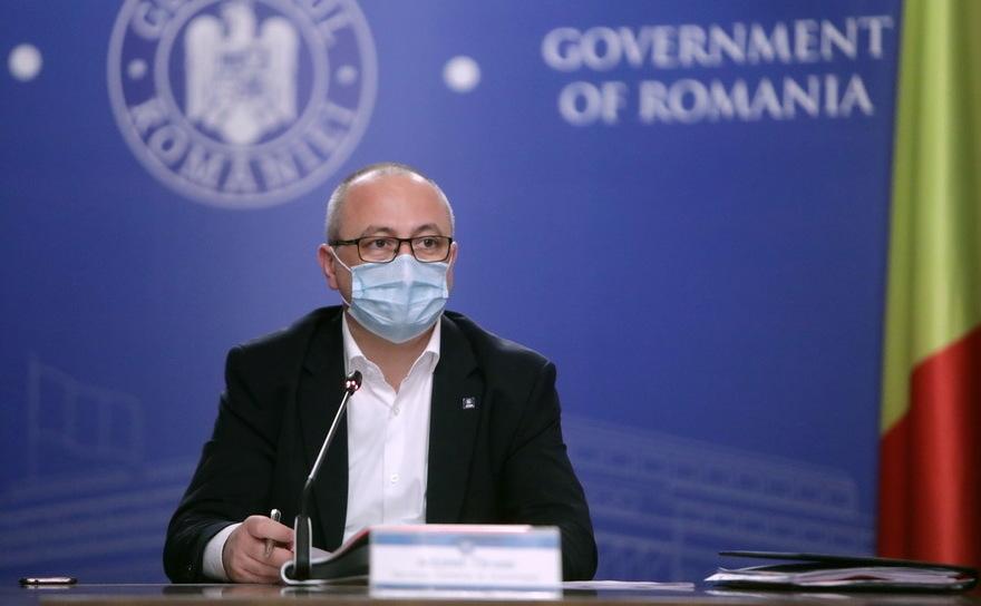 Antonel Tănase, secretarul general al Guvernului