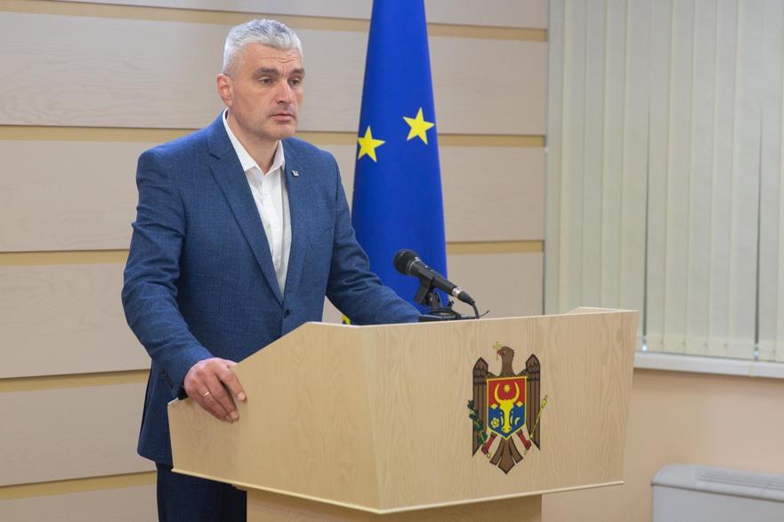 Alexandr Slusari, deputatul Platformei DA în Parlamentul R. Moldova