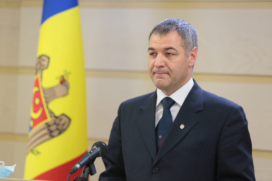 Octavian Ţîcu, deputat în Parlamentul R. Moldova
