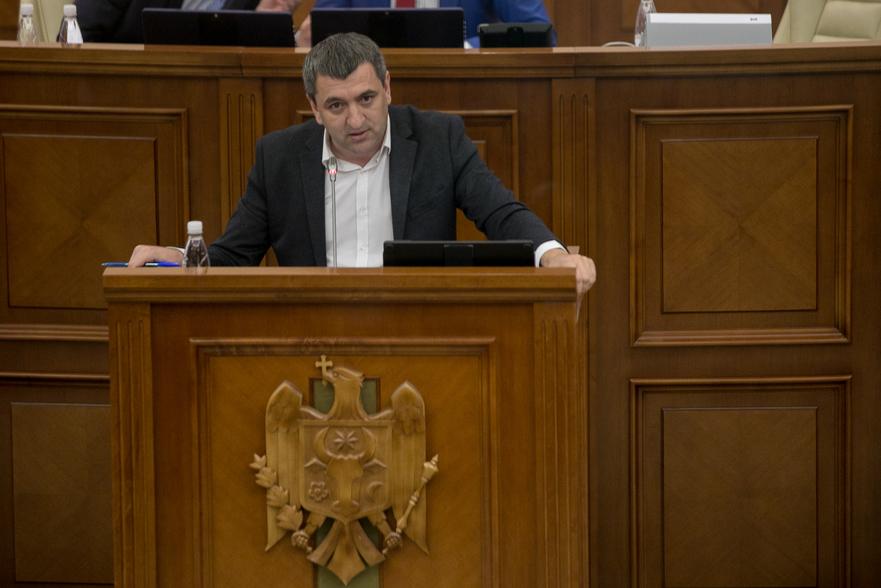Lilian Carp, deputat PAS în Parlamentul R.Moldova