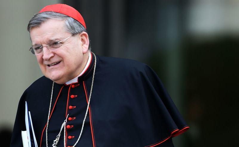 Cardinalul Raymond Burke