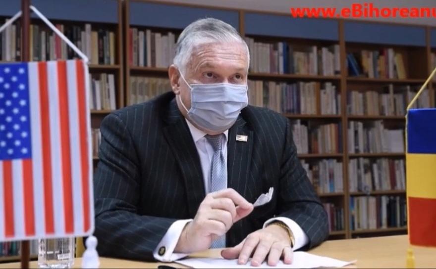Ambasador SUA la Bucureşti, Adrian Zuckerman