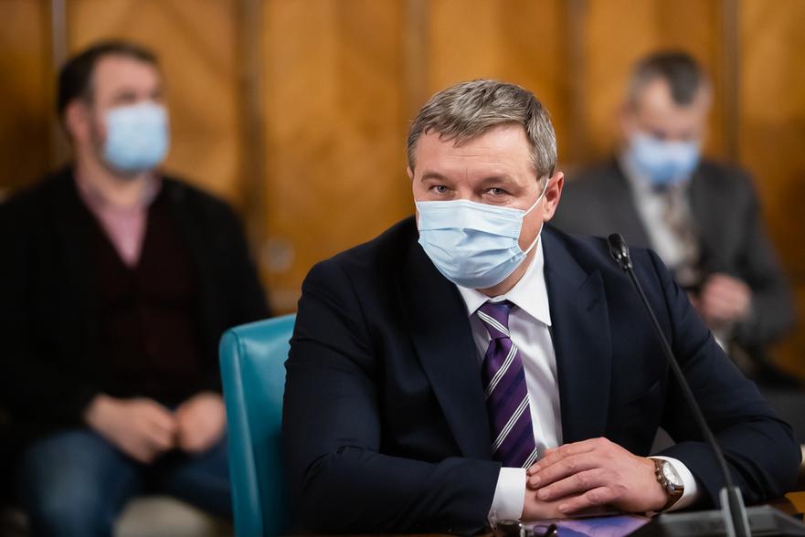 Ciprian-Sergiu Teleman - gov.ro