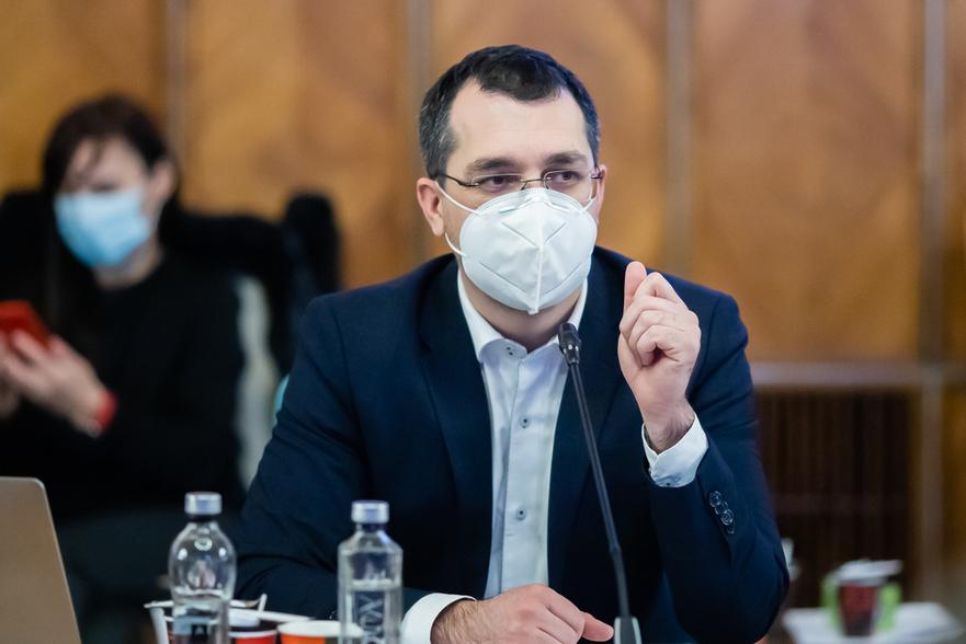 Vlad Voiculescu - gov.ro