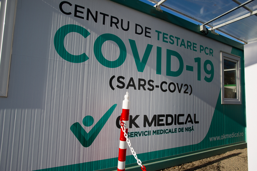 Centru de testare PCR COVID-19 (SARS-COV2)