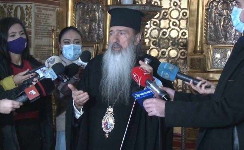 Arhiepiscopul Tomisului, ÎPS Teodosie