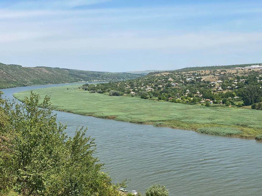 Râul Nistru pe teritoriul R. Moldova