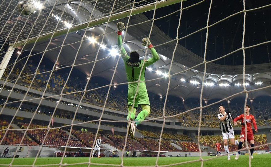 FCSB - Astra Giurgiu 3-0 (0-0), în ultimul meci din etapa a   16-a a Ligii I de fotbal.