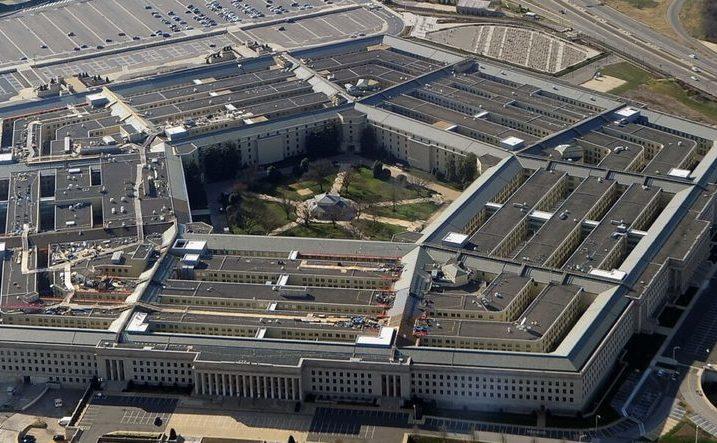 Clădirea Pentagonului, Washington DC, 26 decembrie 2011