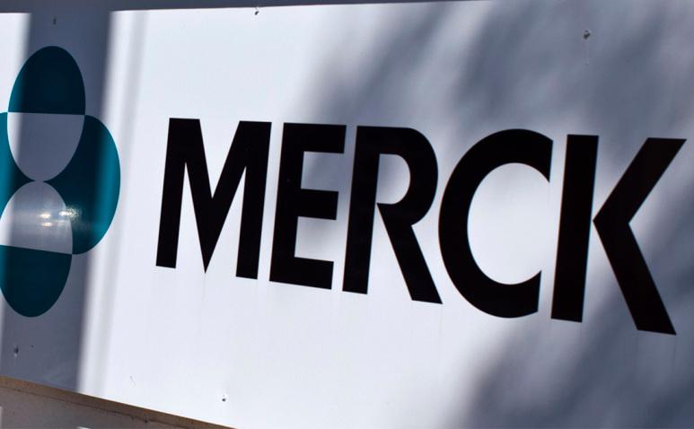 Logo-ul companiei Merck