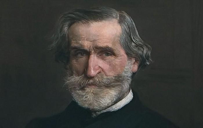 Giuseppe Fortunino Francesco Verdi (Le Roncole, 10 octombrie 1813 – Milano, 27 ianuarie 1901)
