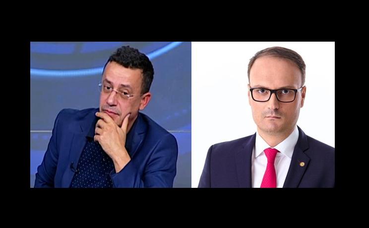 Victor Ciutacu şi Alexandru Cumpănaşu