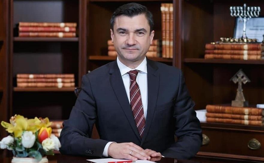 Mihai Chirica, primarul Iaşului