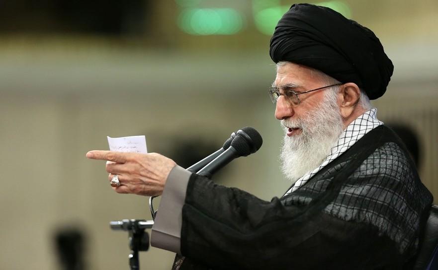 Ayatollahul iranian Ali Khamenei