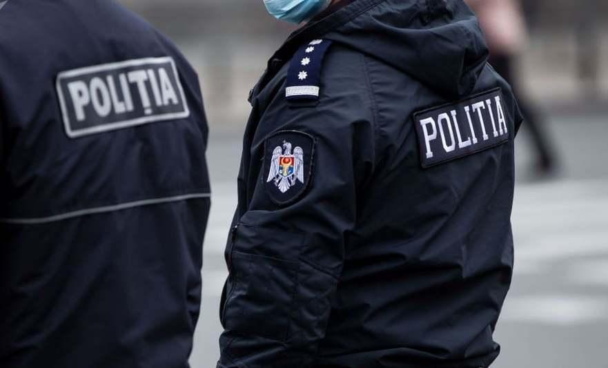 Poliţia R. Moldova